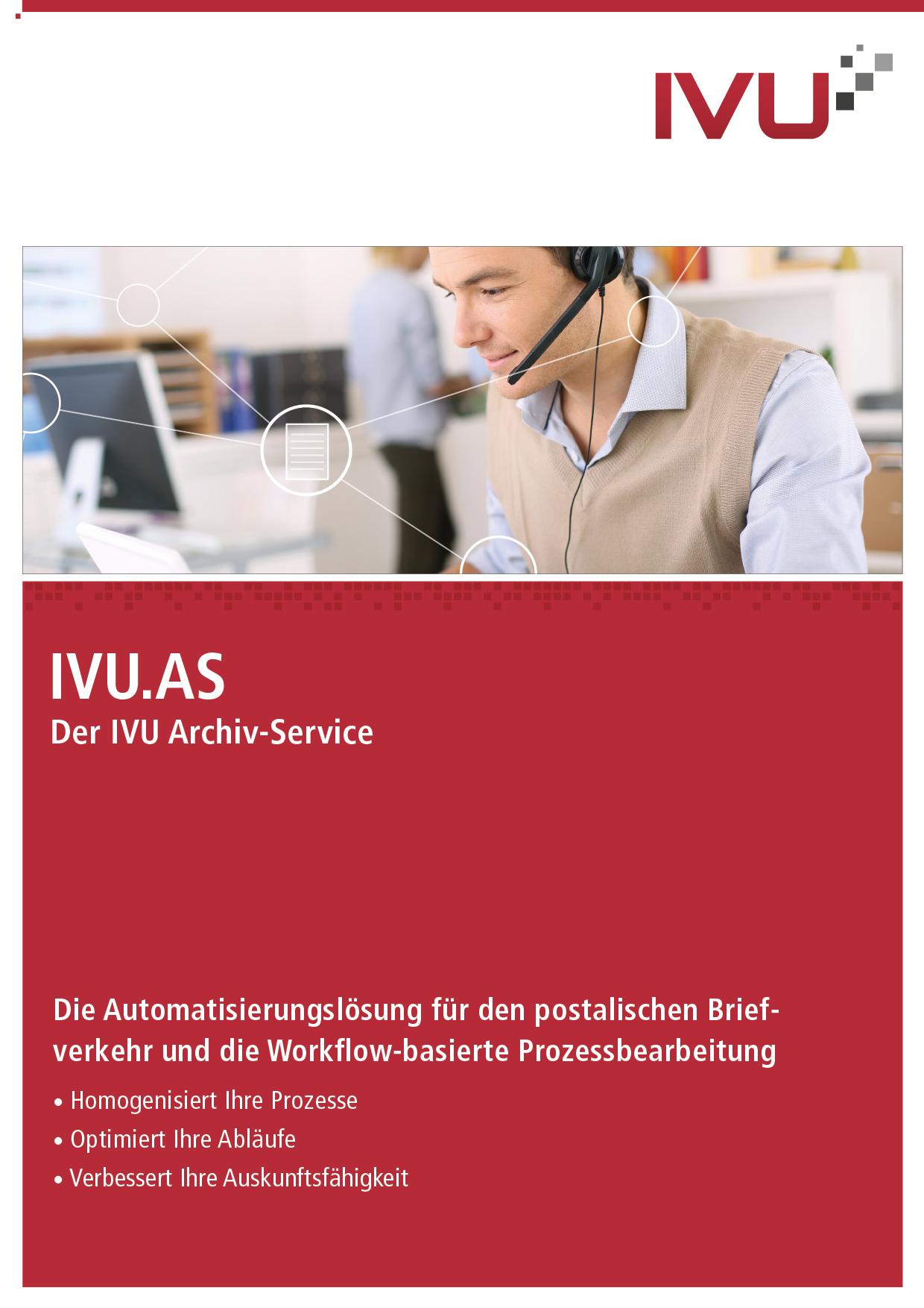 IVU.AS - Der IVU Archiv-Service